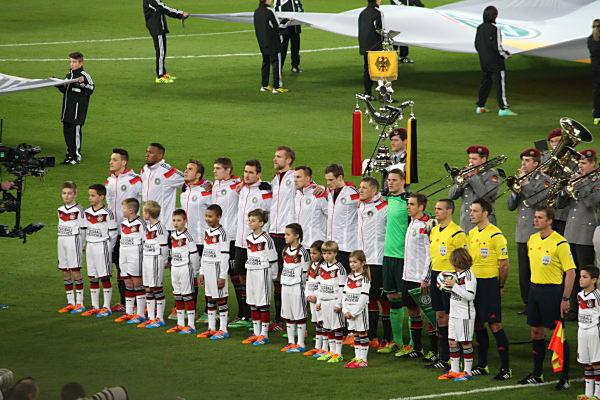 Wo steht die DFB-Elf denn nun: Zweiter oder Dritter?