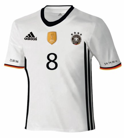 DFB Trikot 2015 (Copyright Express)